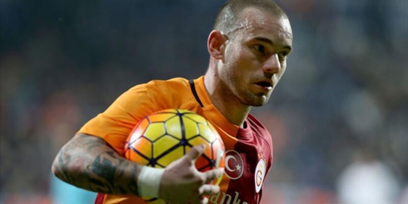 """Sneijder: """"İstanbul'daki kariyerimi gözden geçireceğim"""""""