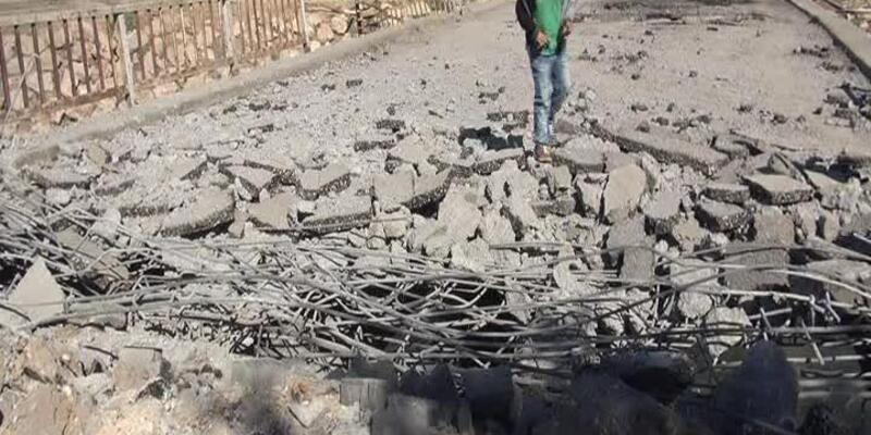 PKK'lılar Nusaybin'de Ahmet Kaya Köprüsü'ne saldırdı