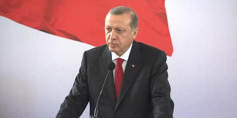 Cumhurbaşkanı Erdoğan'dan Anayasa Mahkemesi Başkanı'na sert sözler