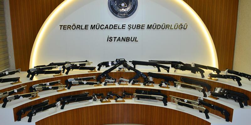 Ümraniye'de terör operasyonu!