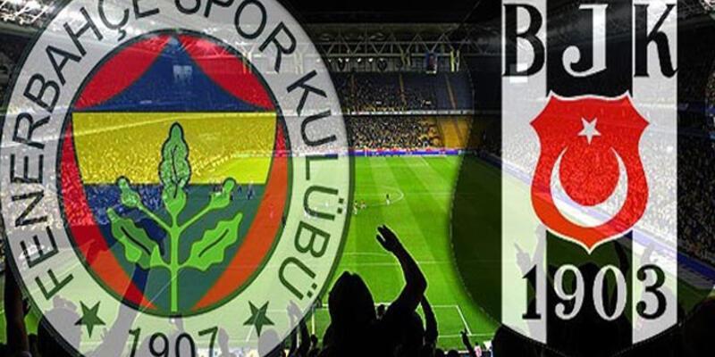 Fenerbahçe-Beşiktaş derbisinde ilk 11'ler belli oldu