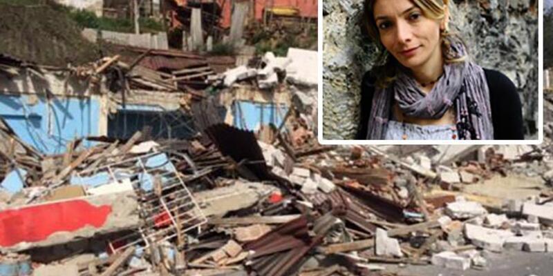 Küçükarmutlu'da yıkımı görüntüleyen gazeteci gözaltına alındı