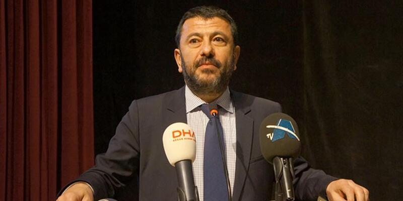 """CHP'li Veli Ağbaba: """"Lanet olsun başkanlığınıza"""""""