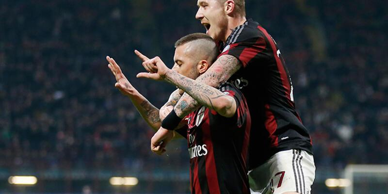Milan güle oynaya finalde: 5-0