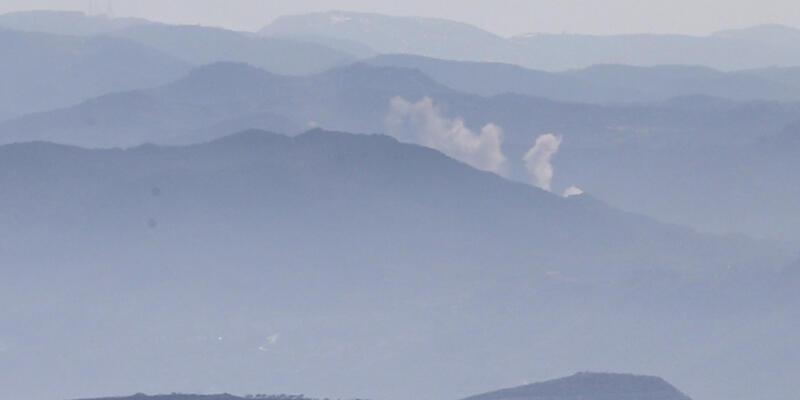 Suriye ordusu Türkmendağı'nı bombalıyor