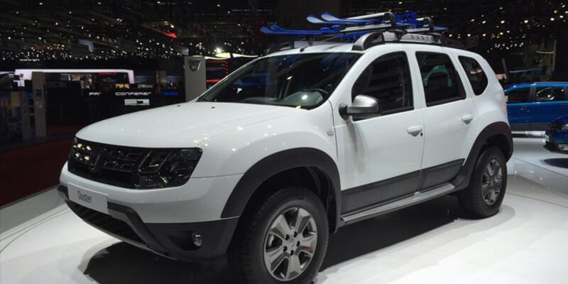 Dacia'nın Cenevre sürprizi: Duster Essential