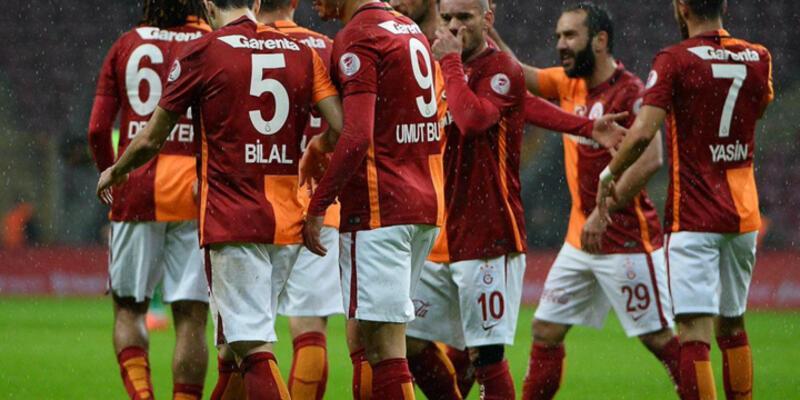 Galatasaray Ziraat Türkiye Kupası'nda yarı finalde