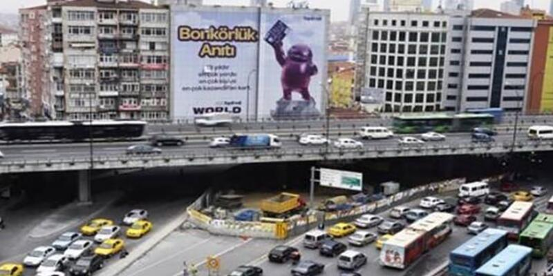 Mecidiyeköy'de trafik akışı 5 Mart'tan itibaren değişiyor