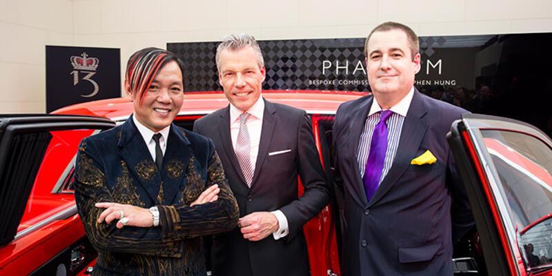 30 Rolls-Royce satın aldı!