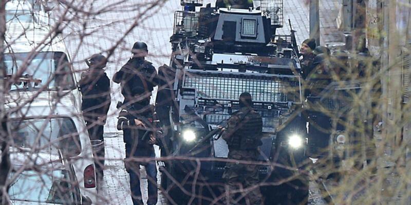 Bayrampaşa çevik kuvvete bombalı ve silahlı saldırı