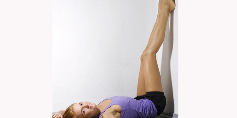 İyi bir uyku için ihtiyacınız olan tek yoga hareketi
