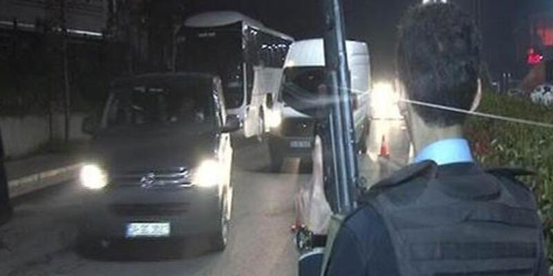 İstanbul'da adli personelin bulunduğu araca ateş açıldı