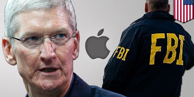 Apple ile FBI'nın kavgası büyüyor