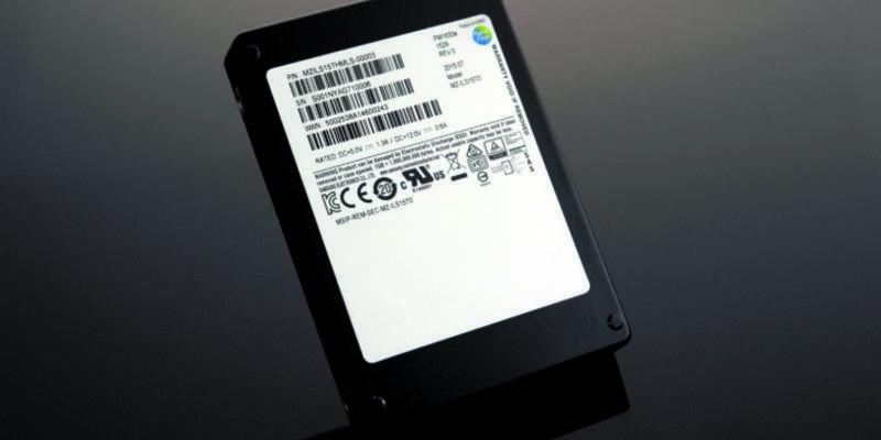 15 terabaytlık SSD!