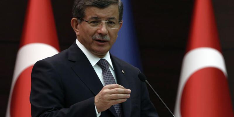 Başbakan Davutoğlu'ndan Ankara için taziye mesajı