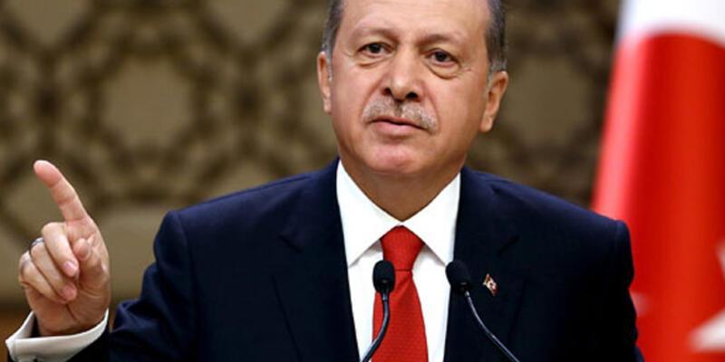 """Erdoğan açıkladı: """"Suriyeliler için sınırda şehir..."""""""