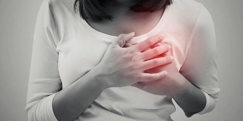 Kalp hastalığı riski kadınlarda erkeklerden daha yüksek