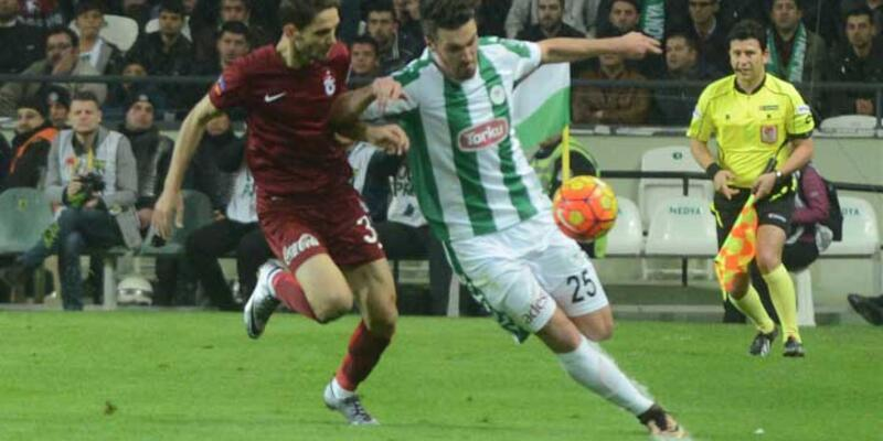 Torku Konyaspor: 2 - Trabzonspor: 0