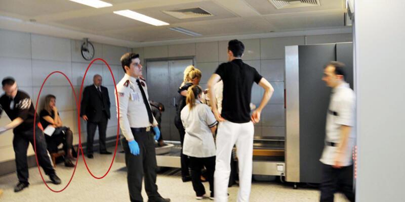İngiliz güvenlikçiler Atatürk Havalimanı'nda