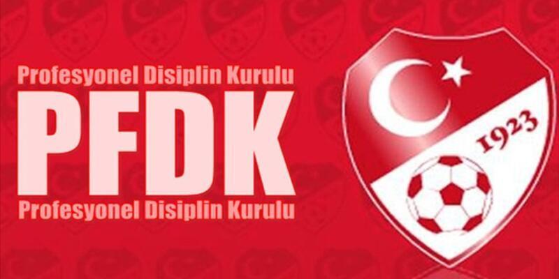Galatasaray ve Beşiktaş yine PFDK'ya sevk edildi