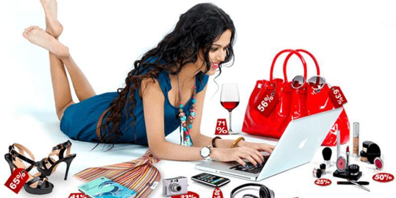 Kadınlar en çok hangi gün alışveriş yapıyor?