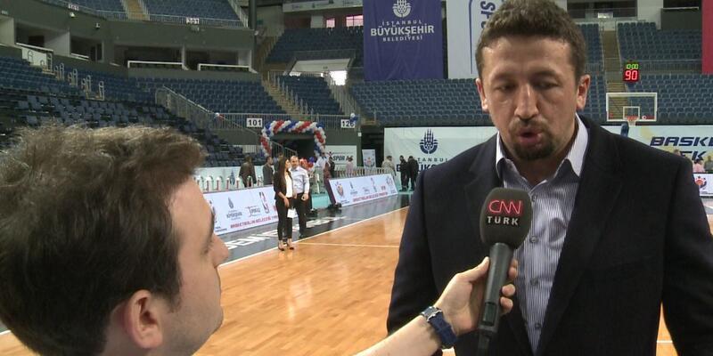 """Hidayet Türkoğlu: """"NBA'e gitmenin bir üslubu, adabı vardır"""""""