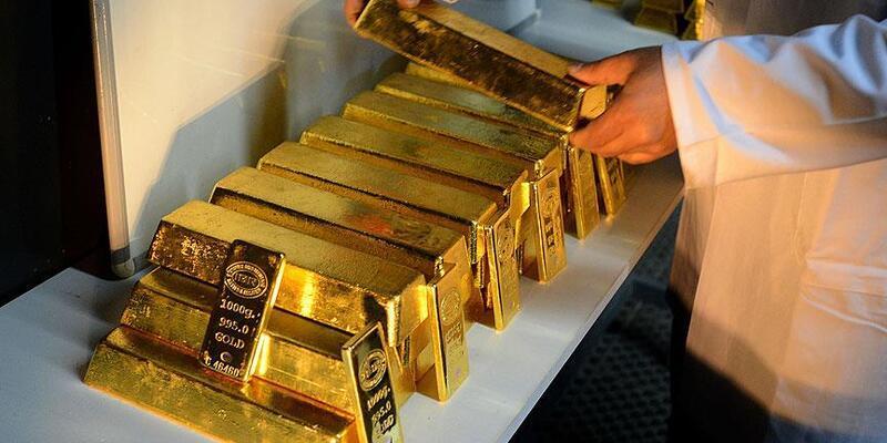 """Şubatta en fazla """"külçe altın"""" kazandırdı!"""