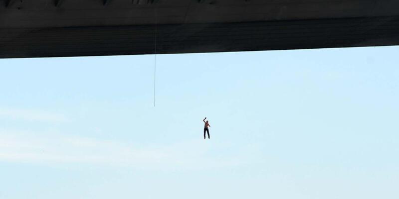 Köprüdeki intiharla ilgili 2 kadın serbest bırakıldı
