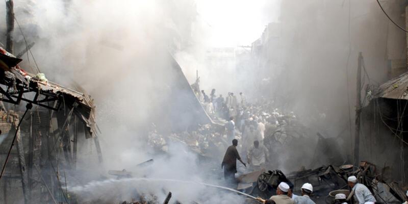 Kabil'de çok şiddetli patlama