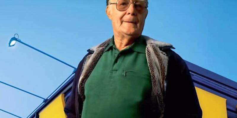 IKEA'nın kurucusu bitpazarından giyiniyor