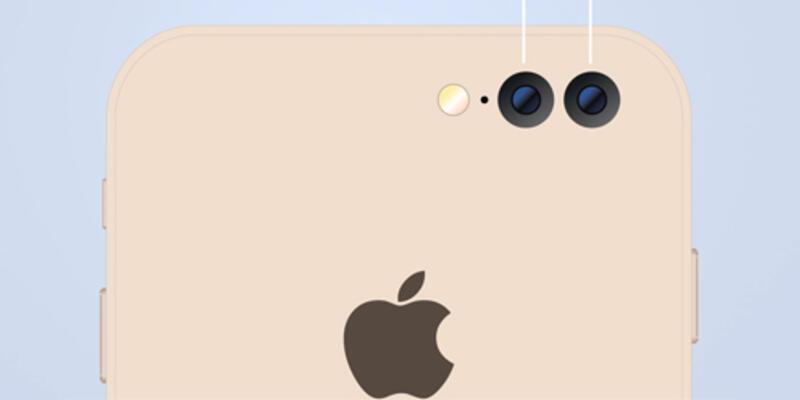 iPhone 7 çift kamera iddiaları