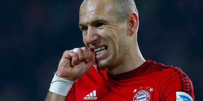 Beşiktaş'tan Robben açıklaması