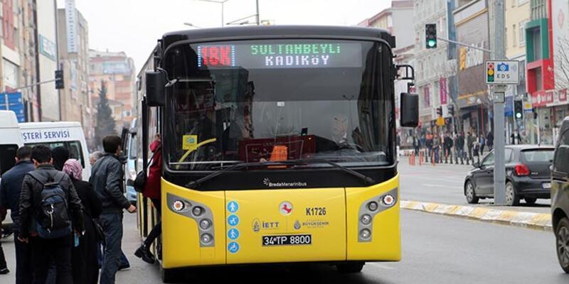 İETT otobüsleri Afrika yollarında