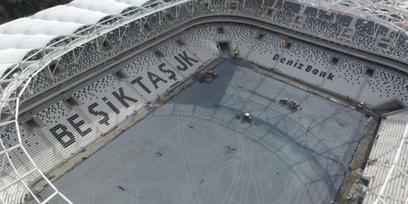 Vodafone Arena'nın çimleri için kritik karar!