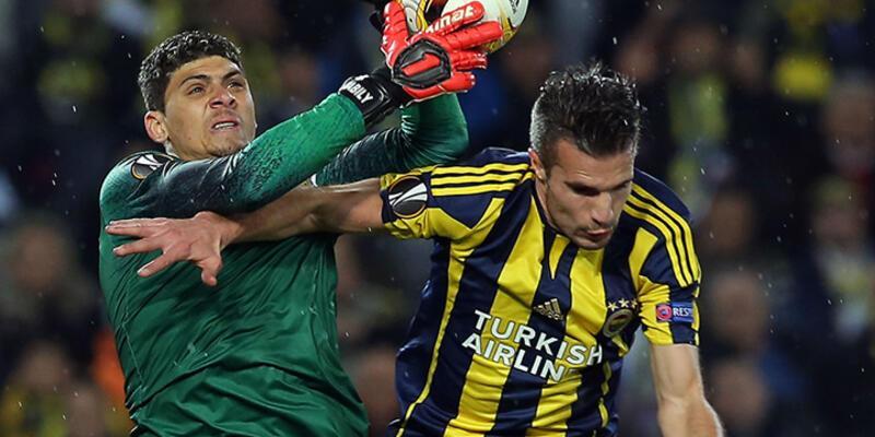 Fenerbahçe Braga karşısında avantajı yakaladı