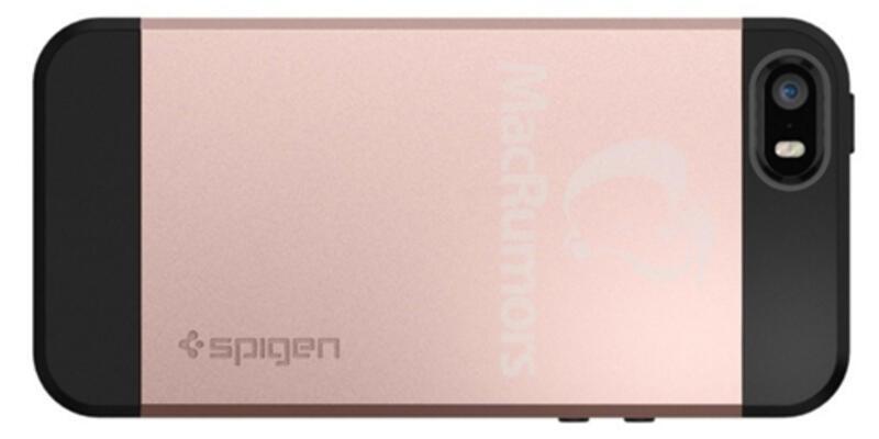 Spigen iPhone SE kılıfı!