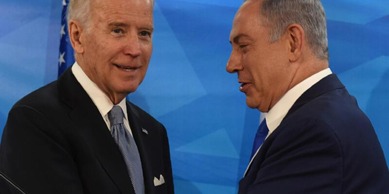 """Biden'dan Netanyahu'ya: """"Erdoğan, İsrail'le en kısa zamanda anlaşmak istiyor"""""""
