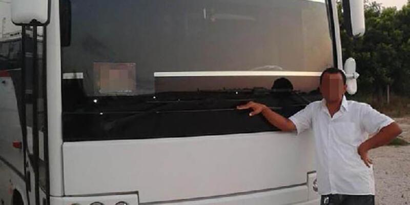Servis sürücüsü üç öğrenciyi taciz etti