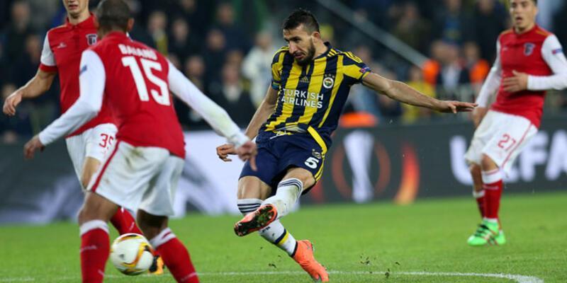 Fenerbahçe-Braga maçı sonrası Portekiz basını