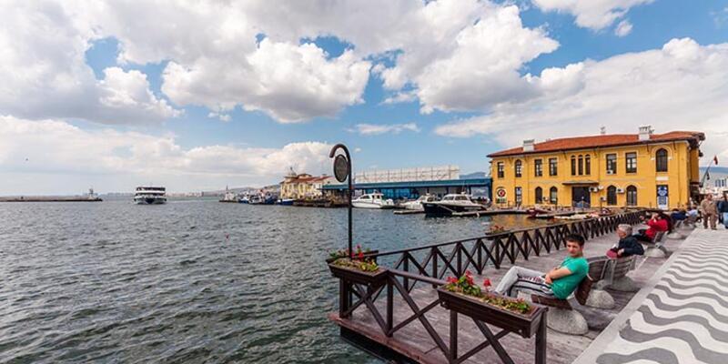 İzmir'de Kordon ve Pasaport'a tek tip düzenlemesi