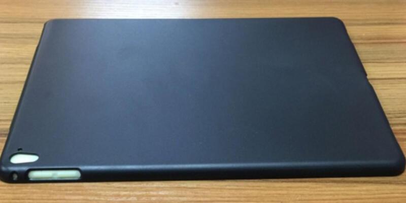 Yeni iPad Air 3'ün kılıfı ortaya çıktı