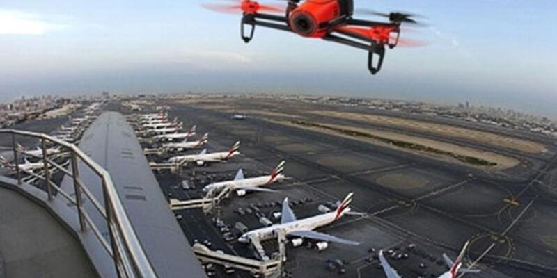 Drone'a karşı kartal önerisi