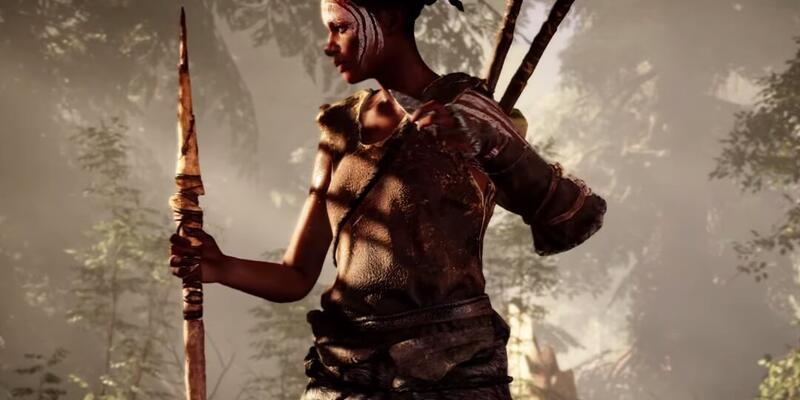 Far Cry Primal  rekor kırdı