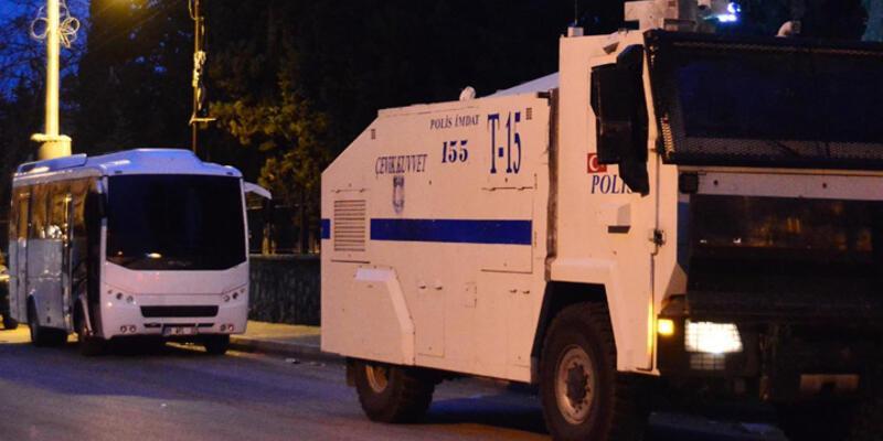 Adana, Eskişehir ve Muğla'da operasyon