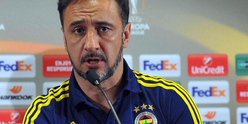 Vitor Pereira için yöneticiler devreye girdi