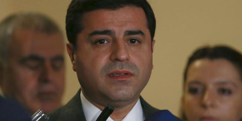 Demirtaş saldırıyı kınadı, hükümeti istifaya çağırdı