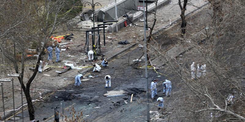 Ankara'daki terör saldırısının faili belli oldu