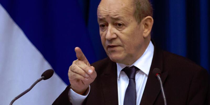 """Fransa: """"Rusya ılımlı muhalefeti vurmayı durdurdu"""""""