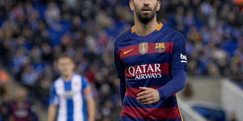 Barcelona'dan Arda Turan'a ceza!