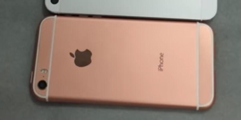 iPhone SE Çin'de görüldü